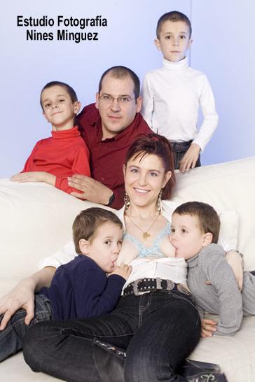 Asesora de lactancia de partos múltioples