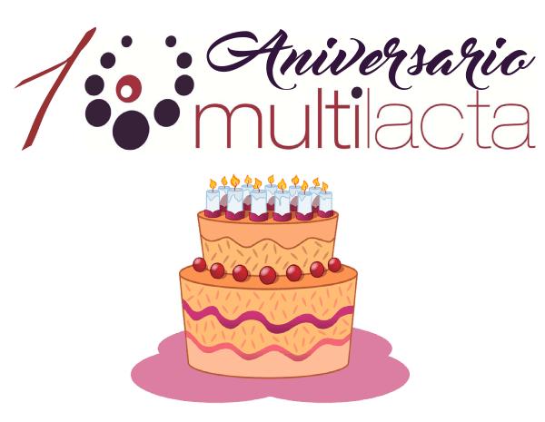 10 aniversario Multilacta